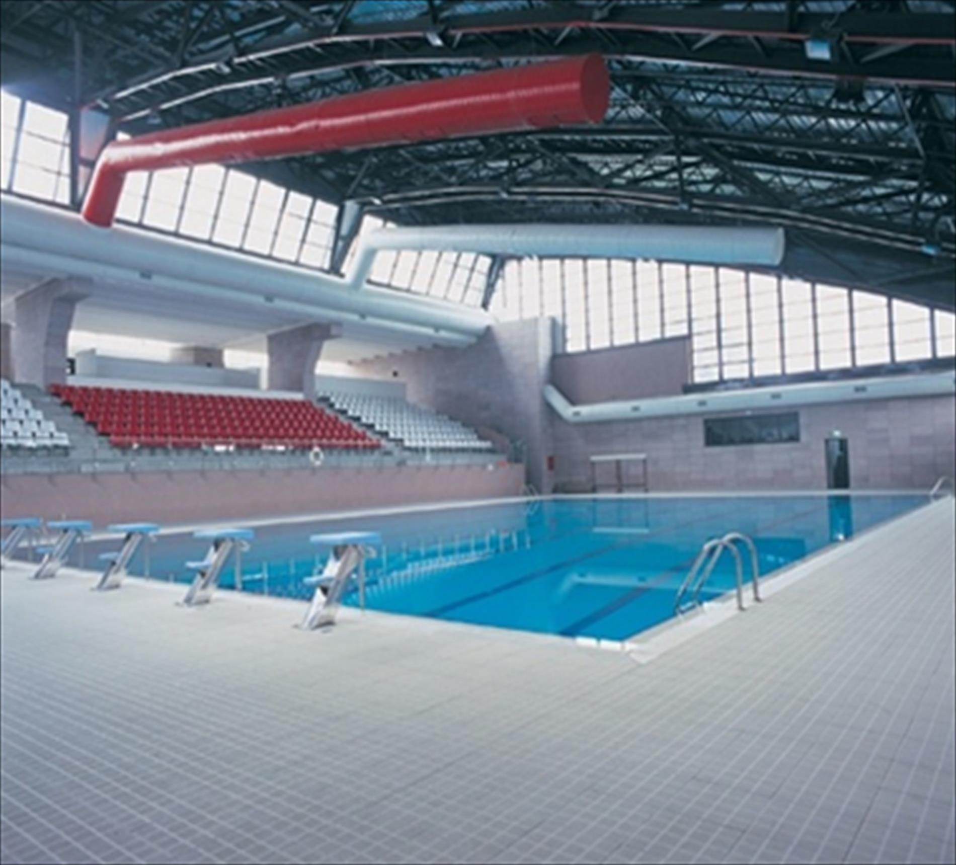 Presidential Swimming Pool and Sports Building