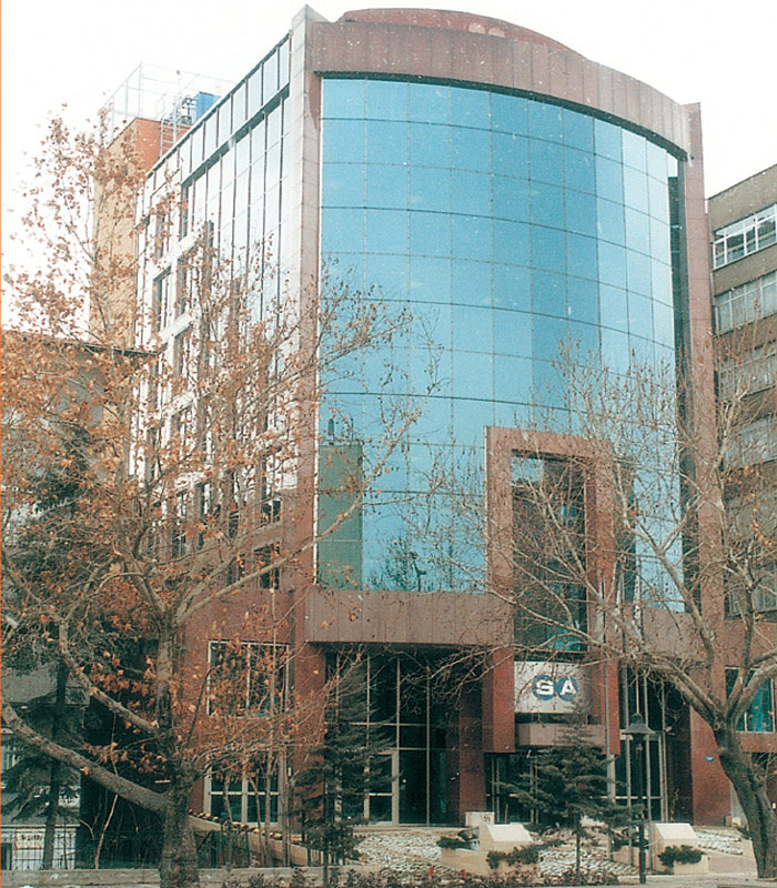 Sabanci Holding Office Building